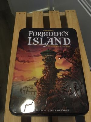 Forbidden Island Board Game for Sale in Hilliard, OH