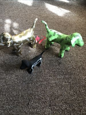 Victoria Secrets collectible dogs for Sale in San Leandro, CA