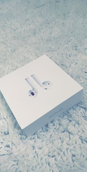 APPLE AIRPODS 1st GEN BRANDNEW NEVER USED!! for Sale in Goldsboro, NC