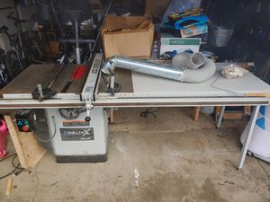 Delta X5 Table saw for Sale in Vancouver, WA