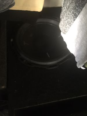 Car audio speakers for Sale in Tacoma, WA