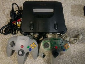 Nintendo 64 Sports Bundle (read description) for Sale in Elkridge, MD