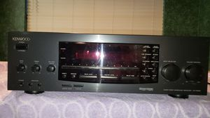 Kenwood KR-6080 high-end receiver and control system, works great! for Sale in Plano, TX