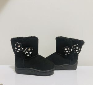 Brand new without tags girls baby infant winter boots size 2 for Sale in Plymouth, MA