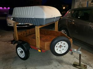 Camping Utility Trailer / Overland Trailer for Sale in Kent, WA