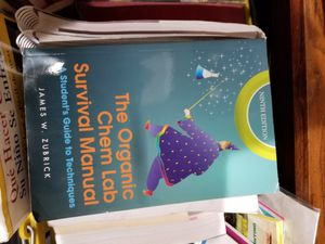 The Organic Chemistry Lab Survival Manual for Sale in Moreno Valley, CA