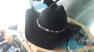 Nice cow boy hat like new for Sale in Lakeland, FL