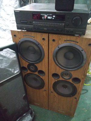 Stereo and speakers for Sale in Phoenix, AZ