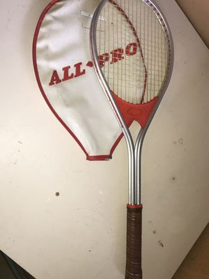 Aluminum tennis racket for Sale in Sammamish, WA