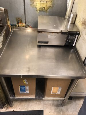 """30"""" Restaurant style prep table for Sale in Bellevue, WA"""