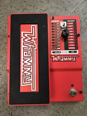 Whammy FX Pedal for Sale in Chicago, IL