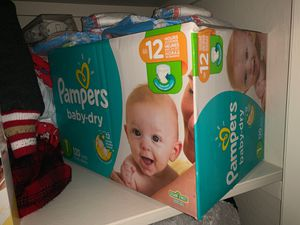 Pampers Size 1 ( 120 ) and (204) count for Sale in Hayward, CA