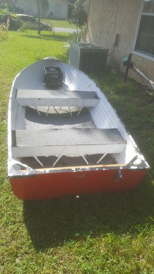 Aluminum Boat for Sale in Belle Isle, FL