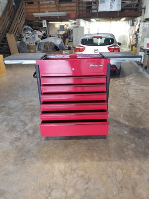Snap on tool box for Sale in Manassas, VA