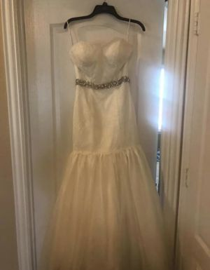 Wedding Dress: Size 6 for Sale in Plano, TX