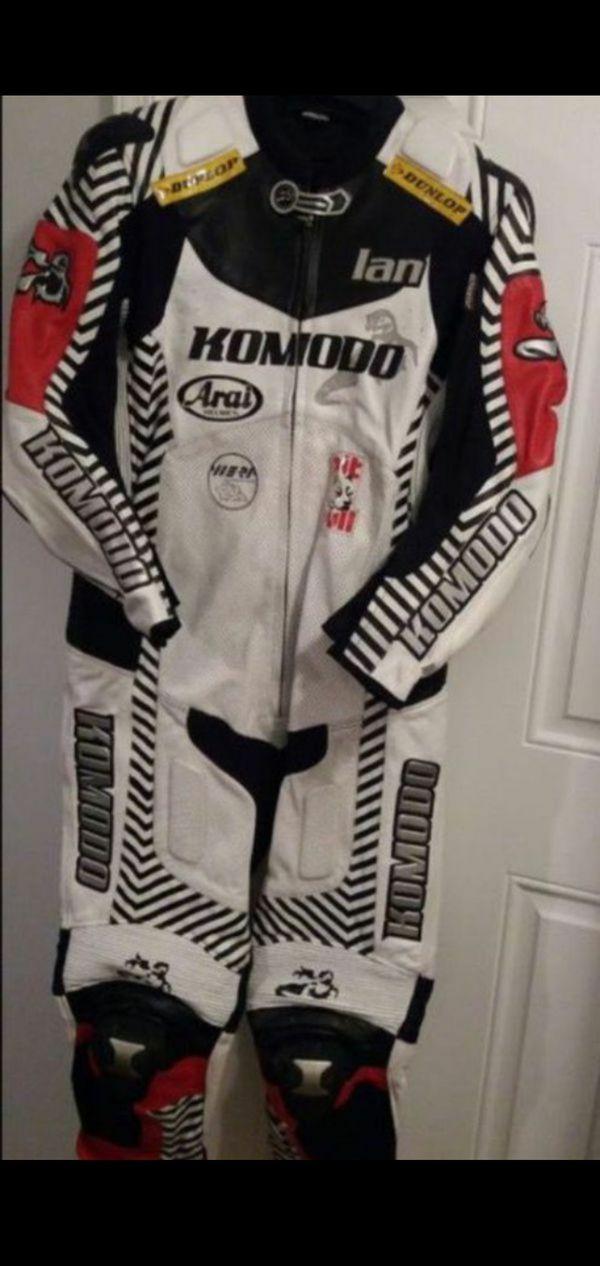 racing motorcycle suit