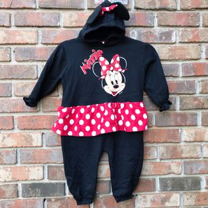 Disney Minnie Mouse Hoodie One Piece for Sale in Kennesaw, GA