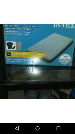 Twin air mattress for Sale in Hyattsville, MD
