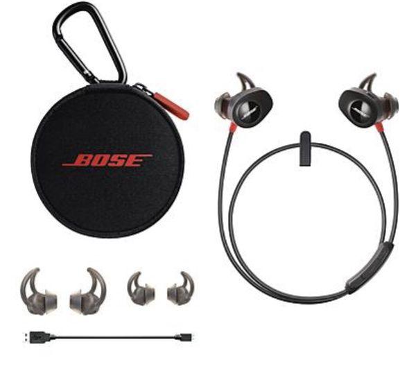 New In Box Bose Soundsport Pulse Wireless Earphones