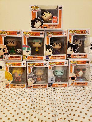 Dragon Ball Z Pops for Sale in Arlington, TX