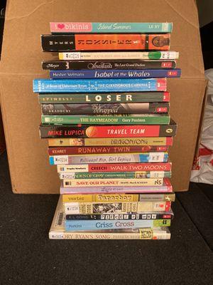 22 Books for $30 for Sale in Villa Park, CA