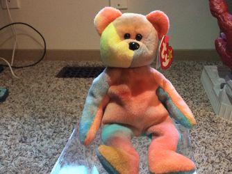 "Ty ""Garcia"" Beanie Baby for Sale in Everett,  WA"