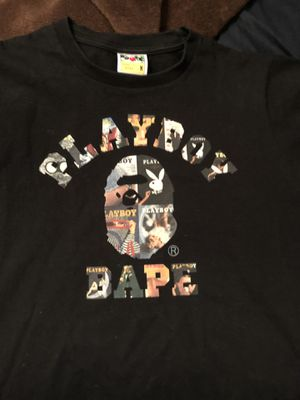 rare japanese playboy bape for Sale in Pflugerville, TX