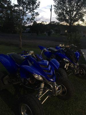 Yamaha raptors 700R and 660 R for Sale in Springerville, AZ