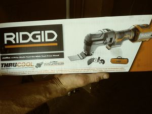 RIDGID multi tool......brand new still in the box for Sale in GOODLETTSVLLE, TN