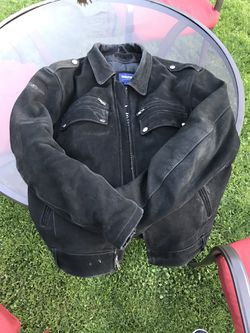 Motorcycle leather jacket xl for Sale in Edmonds,  WA