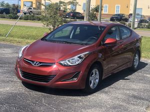EXTRA CLEAN 2016 HYUNDAI ELENTRA for Sale in Clearwater, FL