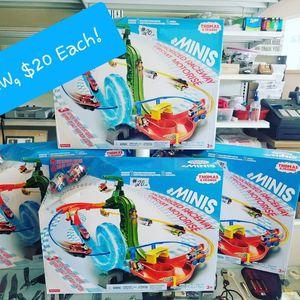 NEW, Seal, Thomas & Friends Motorozized Raceway, $20 Each for Sale in Brooksville, FL