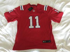 New England patriots EDELMAN Jersey XL for Sale in San Francisco, CA