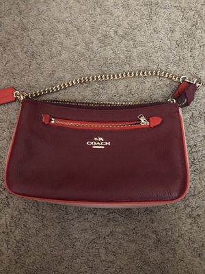 Small Coach Handbag and Mini Wallet for Sale in St. Louis, MO