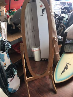 Mirror 5' freestanding for Sale in Torrance, CA