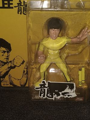 Bruce Lee collectible action figure for Sale in Sacramento, CA