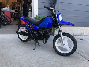 Yamaha PW50 kids motorcycle for Sale in Wilsonville, OR