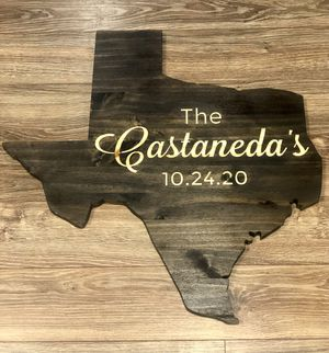 Texas Wedding Guest Book for Sale in Hutto, TX
