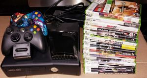 XBOX 360 Game Console and DVD Player. for Sale in Temecula, CA