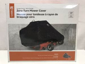 Zero Turn Riding Lawn Mower Cover for Sale in Highland, CA