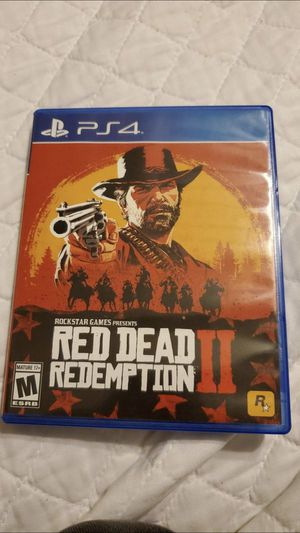 PS4 Red Dead Redemption for Sale in Glendale, CA