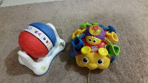 Leap frog discovery ball and vtech crazy legs for Sale in Philadelphia, PA