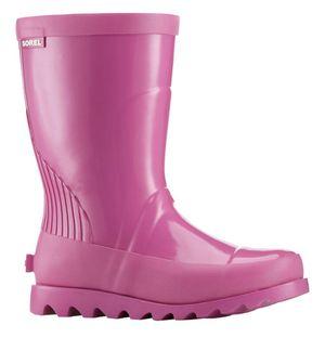 Sorel Women 7.5 - 8 rain boots EUC worn 1x for Sale in Durham, NC