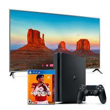 Smart 4k TV bundle with ps4 or Xbox one. $40 Down gets one today for Sale in Fort Lauderdale, FL