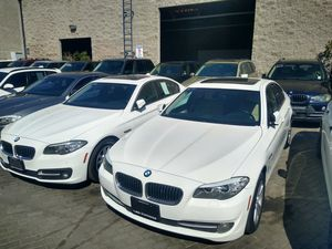 2011 BMW 528i - No Job or Credit Needed for Sale in Fresno, CA
