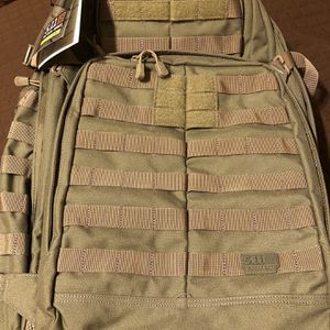 5.11 Rush 2.0 backpack, 55 L for Sale in Rancho Cordova, CA