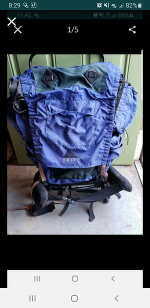 2 Kelty hiking backpacks preowned. Pictures show condition. for Sale in St. Petersburg, FL