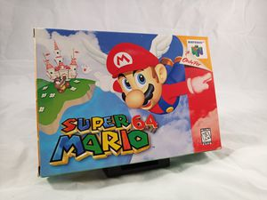 Super Mario 64 CIB for N64 for Sale in Phoenix, AZ