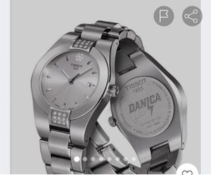 TISSOT Limited Edition Danica, Sapphire Crystal, T-Trend Glam Sport for Sale in Fairfax, VA