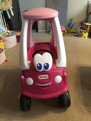 Little Tikes Princess Cozy Coupe for Sale in Katy, TX